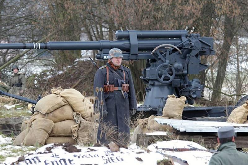 Ve Skalici nad Svitavou uvidí válečnou řež. Mezi fašisty a Rudou armádou.