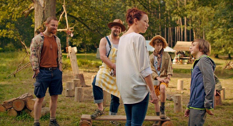 Film Mazel a tajemství lesa by měl mít premiéru v létě.