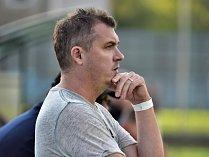 Fotbalový trenér Martin Maša odchází z FK Blansko do Olympie Ráječko.