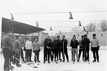 První hokejová sezóna v Bořitově se datuje lety 1940 – 1941. Tehdy se parta nadšenců o hokej začala scházet na rybníku u Váňového mlýna.