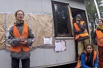 Dobrovolníci z Blanenska pomáhali na hranici. Uprchlíkům ze Sýrie.