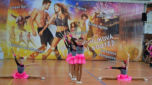 Třetí ročník taneční soutěže Let's dance