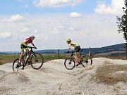 Boskovické cyklostezky lákají rodiny s dětmi.