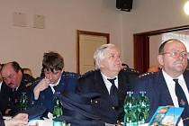 V Rudici se v sobotu sešli zástupci sborů dobrovolných hasičů na Blanensku.