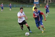 Fotbalisté Blanska porazili ve středu Pelhřimov a připsali si tak první letošní výhru na domácím hřišti.