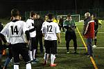 Výsledkem 4:4 skončilo přátelské utkání Blanenska s Olomoucí v Boskovicích. Za domácí výběr nastoupili ostřílení borci Paděra nebo Preč i nováčci. Hosté měli jen dva hráče na střídání. Příští víkend začíná Blanensko Superligu v Jihlavě.