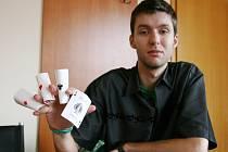 Radek Vylíčil z Blanska se věnuje magii. Jeho vrcholným číslem je levitující stůl. V akci ho mohou lidé vidět na plesech a různých akcích.