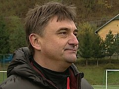 Petr Dolníček, trenér Blanenska.