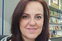 Vedoucí blanenské informační kanceláře Blanka Martina Hejčová.