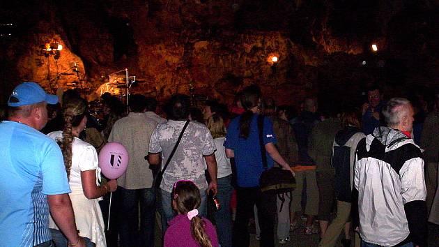 Císařská jeskyně - ilustrační foto.