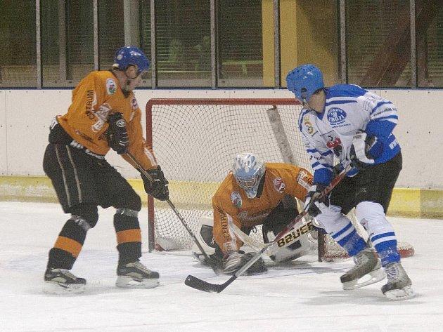 Hokejisté Adamova.