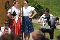 Kořenecké slavnosti písní a tanců se konaly již po patnácté.