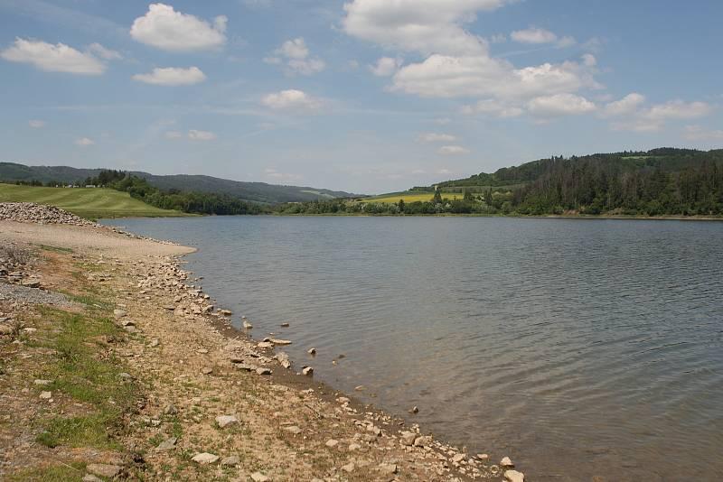 Vodní dílo Letovice na Blanensku