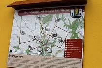 V Bořitově vznikla nová archeologická stezka. Ta přiblíží bohatou historii starou až čtyřicet tisíc let, která se odehrávala na území dnešního Bořitova i v jeho okolí.