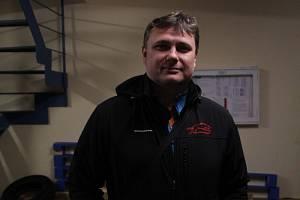Trenér Martin Světlík