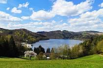 Procházka okolím Vírské přehrady.