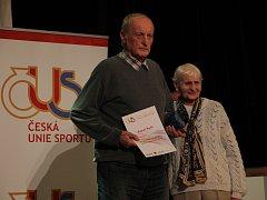 V letovickém kulturním domě vyhlásila ČUS nejlepší sortovce Blanenska za loňský rok.