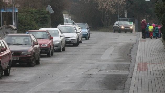V blanenské ulici Údolní vznikne na jaře jednosměrka. Podle úředníků zklidní provoz v této části města. Zvýší také bezpečnost chodců.