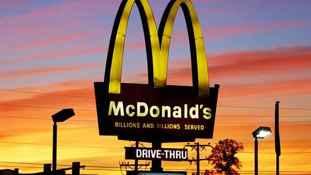 McDonald. Ilustrační foto