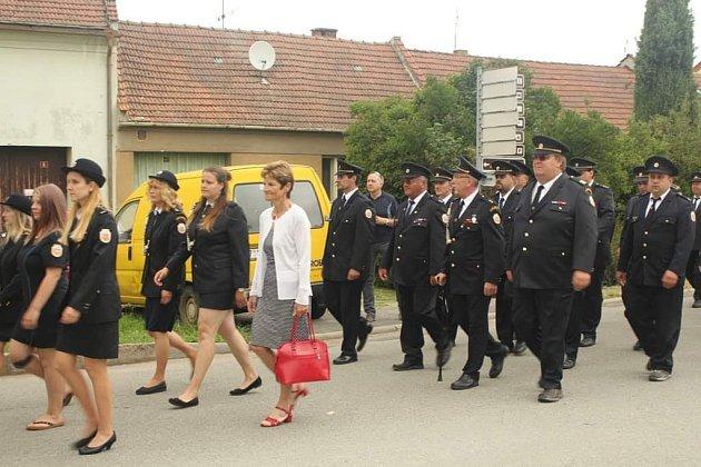Při příležitosti oslav 130.výročí založení hasičského sboru byl vsobotu 27.července vBorotíně připraven pestrý program pro hasiče a širokou veřejnost.