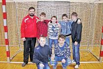 Žáci ročníku 1998 ve výběru OFS Blansko vybojovali bronz na krajském turnaji v Hodoníně.