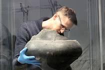 Do blanenského muzea dorazilo 150 exponátů z Naturhistorisches museum ve Vídni. Jedná se o nálezy ze sbírky Jindřicha Wankla. Pro veřejnost budou k vidění od sedmadvacátého února.