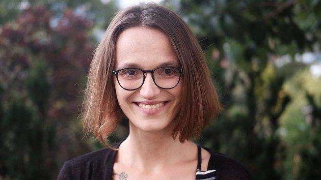 Kristýna Znamenáčková.