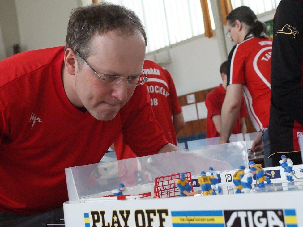 Letovice byly o víkendu dějiště mistrovství světa klubů stolního hokeje a turnaje pro jednotlivce Czech Open.
