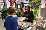 Blanenští na veletrhu představili nové turistické brožury.
