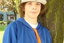 Patnáctiletý mladík se pyšní titulem dvojnásobného juniorského mistra České republiky v biketrialu a bronzovou příčkou ze světového mistrovství.
