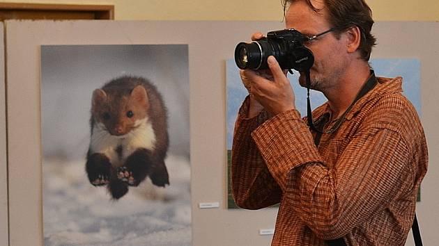 V pátek večer byla zahájena výstava Klubu moravských fotografů v Městském kulturním středisku Letovice.