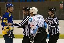 Hokejisté Blanska prohráli se Šternberkem 4:13.