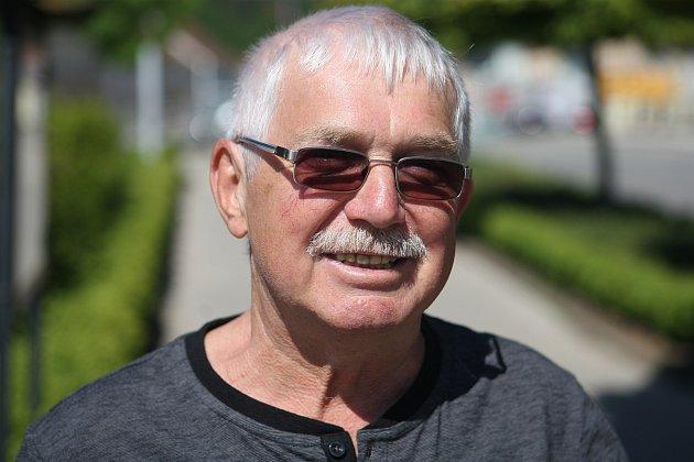 Jaroslav Ševčík, 66let, vdůchodu.