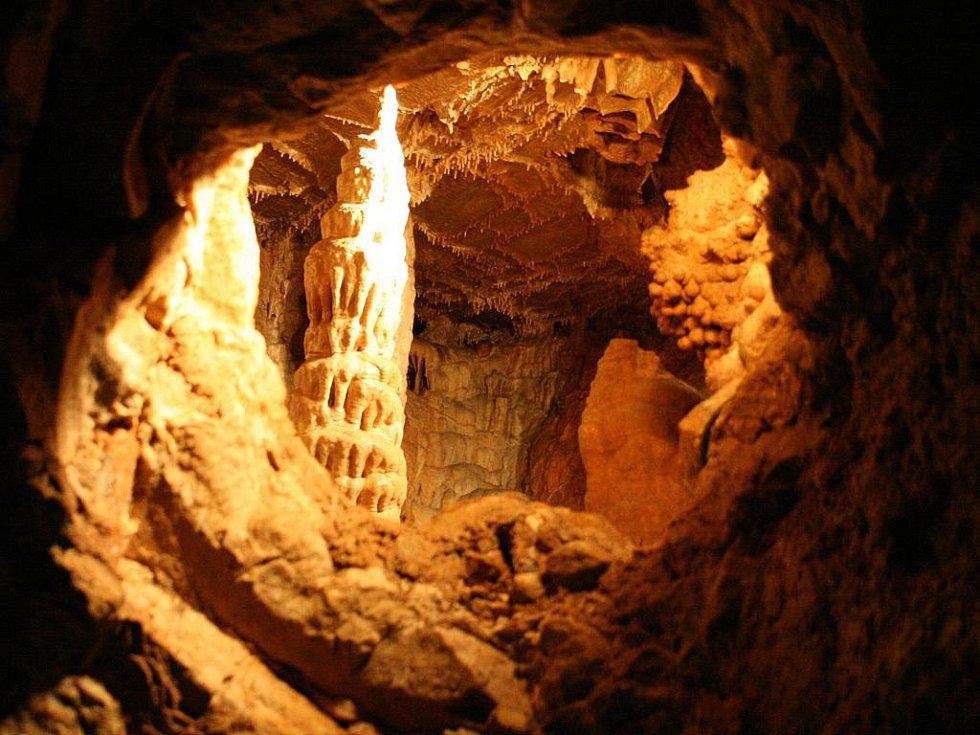 Jeskyně Balcarka.