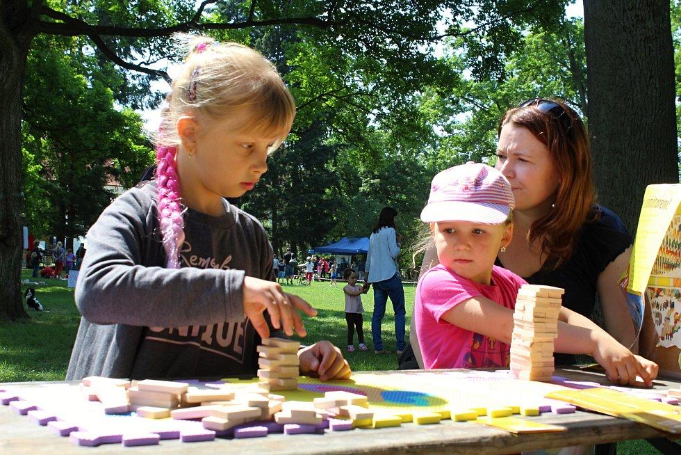 Festival Bambifest pobavil děti i dospělé. V Blansku se konal už pošesté.