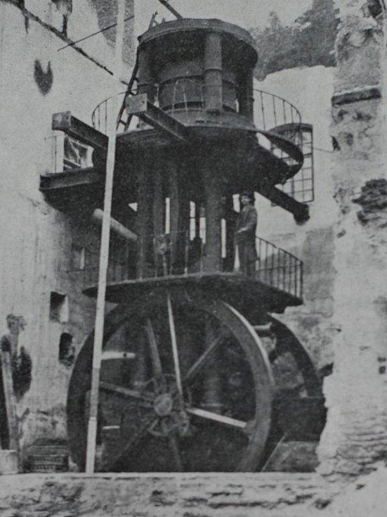 ČKD Blansko proslavily turbíny a litina.