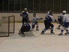 Hokejisté Blanska prohráli v posledním kole základní části s Plumlovem.