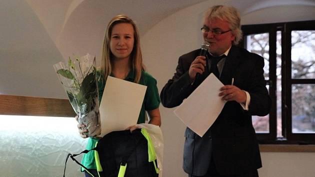 Sportovní komise města Blanska ocenila nejlepší sportovce za minulý rok.