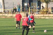 Fotbalový zápas Rudice