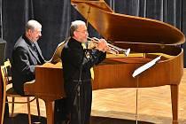 Slavnostní koncert žáků i učitelů Základní umělecké školy Letovice