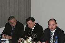 Vedení měst na Blanensku se ve středu setkalo v Blansku se zástupci Jihomoravského kraje.