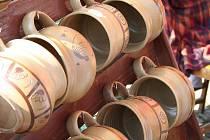 ILUSTRAČNÍ FOTO: Kunštátská keramika.