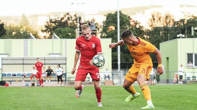 Lukáši Kaniovi první zápasy na hostování v Blansku vyšly.