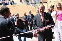 Podnik Synthon otevřel v Blansku vývojové centrum.