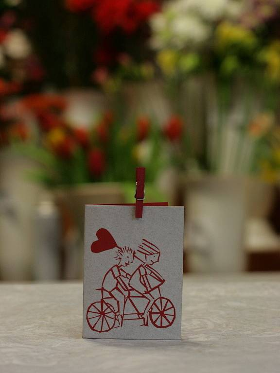 Valentýn se blíží. Máte pro své blízké nějakou drobnost která potěší?