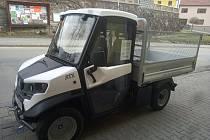 Olešnická radnice koupila elektromobil.