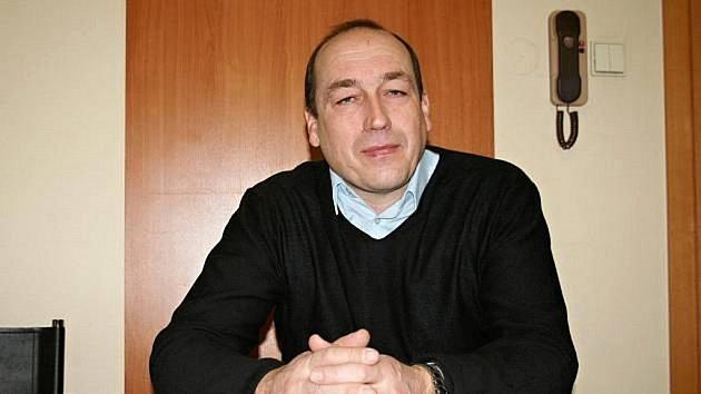 Jaroslav Šíbl, starosta Jedovnic.