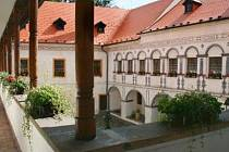 Muzeum a zámek v Blansku