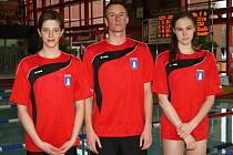 Český pohár 2013 v plavání pokračoval druhým kolem v Ostravě. Představila se tam i nejlepší pětice blanenského oddílu.