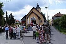 Kaplička ve Valchově - ilustrační foto.